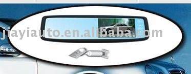 4.3inch car rear view mirror(China (Mainland))