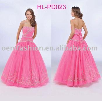 Fashionable Prom Dress HL-PD023