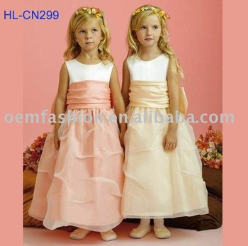 Little Girl Dress HL-CN299