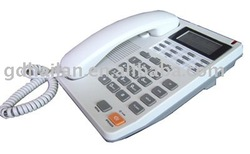office telephone/hotel telephone/Caller ID telephone/desk phone--OT4000(OEM/ODM)/PSTN Phone(China (Mainland))
