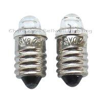 GOOD!miniature lamp bulbs lighting  e10x22 3v 0.25a a013