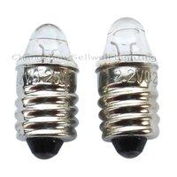miniature lamp bulbs lighting  e10x22 2.2v 0.25a 10pcs a016