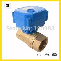 motorized valve CWX-10Q full port