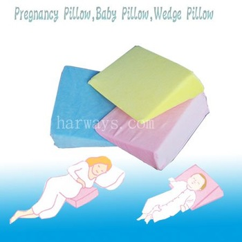 Wholesale 36pcs/lot,Pregnancy Pillow,Triangular Pillow,Wedge Pillow,Pregnancy woman Pillow,Free Shipping