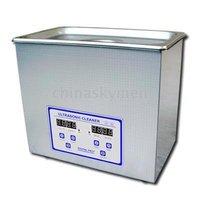 3.2L SUS tank ultrasonic digital cleaner JP-020S(with basket)