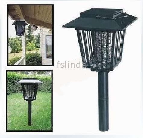 Iluminação noite ou assassino mosquito lâmpadas de energia Solar(China (Mainland))