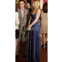 Serena Empire Straps Floor-length Gossip Girl Season 2 Bridesmaids Dresses (FSH0095)