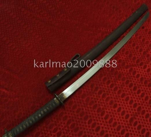 Korean War Swords Vintage Japanese War Sword