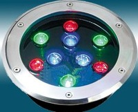 LED Underground light;9*1W;IP67