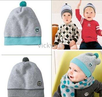 - HOT NEW CUTE Baby hats caps hats headgears infant cap hat kids bonnets-#QY 307