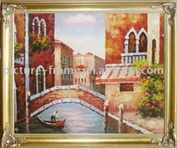 Custom moulding 20*24 frame with painting