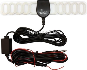 A auto car tv antenna Aerial with Amplifier car Digital tv antenna tv and radio FM antenna