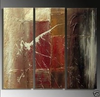 High Quality Modern Abstract Oil Painting on Canvas Art 1327 picture on wall