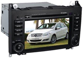 Mercedes Benz B200 car dvd player with gps navigation system