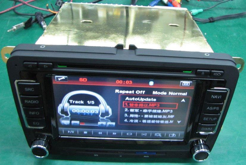 Skoda Octavia car gps dvd player(China (Mainland))