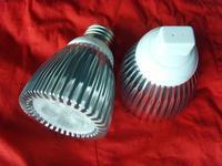 MR16 LED spot light;5*1W;warm white/white/red/gren/blue/yellow color;OLA-MR16SPC60-5W-L