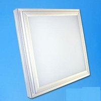 LED Panel light;700pcs 3528 SMD LEDs;42W/700ma;600mm*600mm;warm white/white color