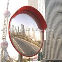 ABS and PC 80cm security convex mirror