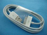 100pcs/lot original USB2.0 cable for iphone 8gb 16gb