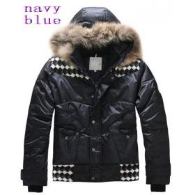 Free shipping MEN'S GOOSE DOWN JACKET Coat Size M L XL XXL(China (Mainland))