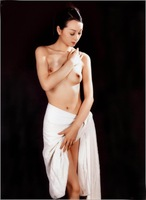 "Art oil painting Repro:NUDE Naked GIRL FEMALE 24""x36"""