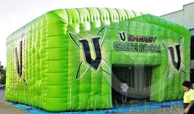 Inflatable ten(China (Mainland))