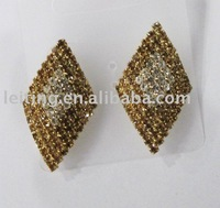 Women's earrings from ornament factory
