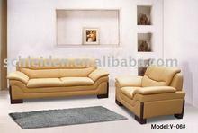 leather sofa(China (Mainland))