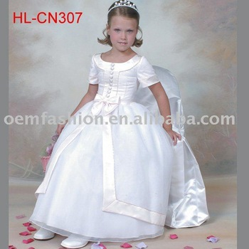 little child dress/little girl dress HL-CN307