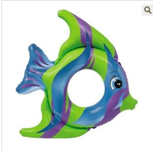 2-Pack INTEX 59216 Cutie Tropical fish Swim Ring 2 color mix BRAND NEW(China (Mainland))