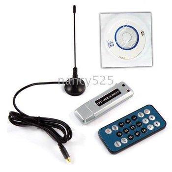 Digital USB DVB-T HDTV TV Tuner Receiver Recorder