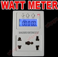 Brand NEW WATT Power Usage Voltage Meter Monitor AC