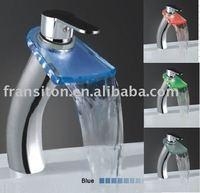 DHL free shipping-Led waterfall mixer