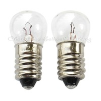 Great! 1000 picecs/lot E10 g14 6v 2.4w miniature lamp bulb  a064