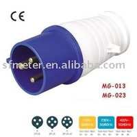 CEE Plug/Industrial Plug / Industrial plug & socket 32A CE certificate