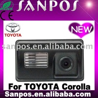 cmos backup car camera for TOYOTA Corolla/ BYD F3/ BYD F3R