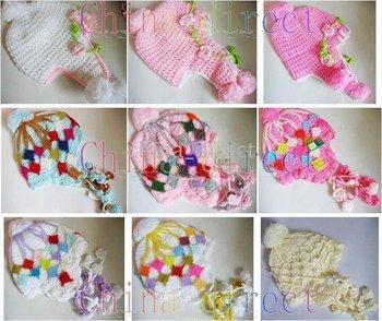 winter beanie crochet hat tamhat cap barret hats caps knit hat 60pcs/lot hot Baby boys girls