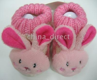 Meias meias sapatos arrancar 22 pares/lote nova infantil Baby sapatinho(China (Mainland))
