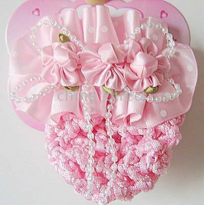 girls 26 pcs/lot Hair accessories Hair Claw clips Hair snap Bows Barrette girl hairbow Baby(China (Mainland))