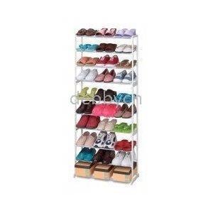 Ten tiers shoe rack/ ten layers shoe shelf