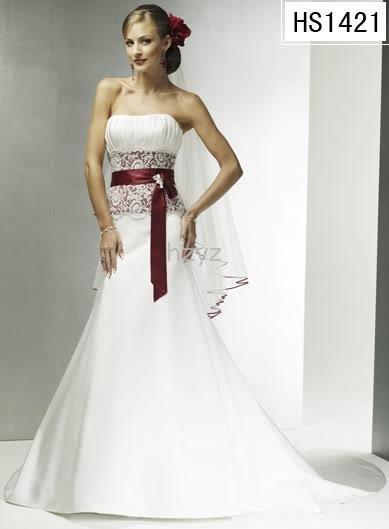 vestido/casamento/noiva vestido personalizado- feito nova alta- qualidade rejeito damas de honra(China (Mainland))