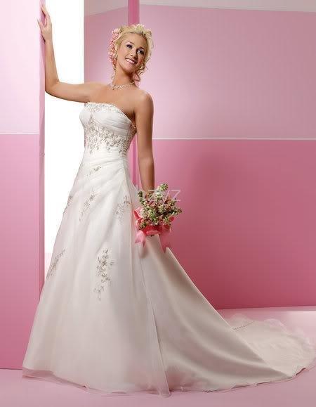 vestido personalizado- feito w344 novo encantador rejeito casamento/vestido noiva(China (Mainland))