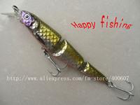 MS Slammer type 3 sections Hard Lure(MS120) Free Shiping hard bait jerk lure game fishing lure fishing bait  plastic bait