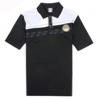 Customs men's leisure T-shirt sports shirts fashiom men shirts