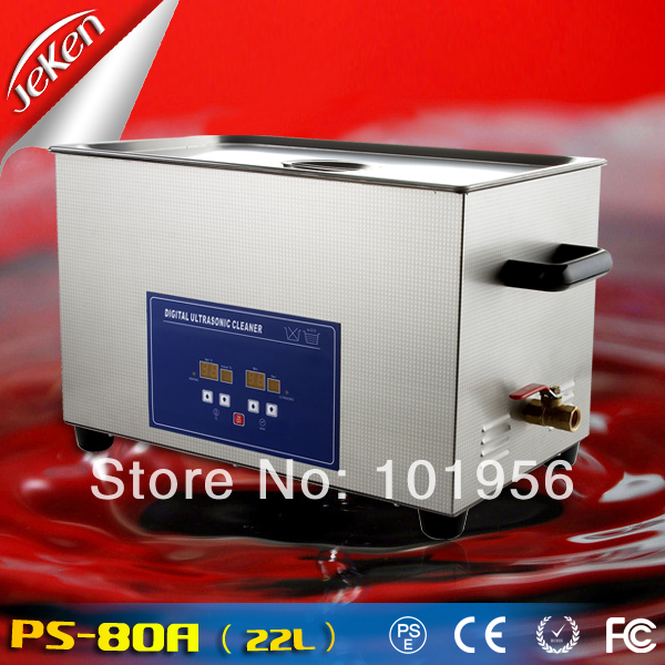 Jeken Ultrasonic Cleaner PS-80A 22L(China (Mainland))