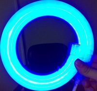 LED Neon Flex Light/2-wired with single color(yellow)LED Neon Flexible;Size:32*34mm;160LEDs/m;with 50m Length per Roll