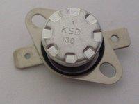 50 pcs KSD301 Temperature Control Switch Thermostat 130 degree N.C.