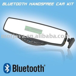 DSP Duplex Technology bluetooth handsfree car kit review Caller name ID display Wireless Earphone(Hong Kong)