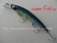 fishing bait  Supper Long-Bow   plastic bait ,hard bait jerk lurePlastic  Fishing Lure(M145S)Popper fishing bait