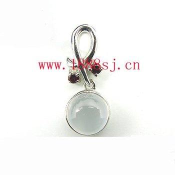 925 Silver fashion jewelry pendant